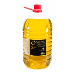 Caja de Aceite de Oliva Virgen Extra Zeid 5 L. (3 unidades)