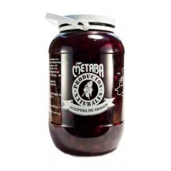 Metaba schwarze Oliven 3 kg