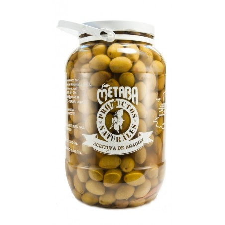 Green Olive Seville Metaba 3 kg whole