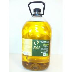 Caja de Aceite de Oliva Virgen Extra Ecológico Zeid 5 L. (3 Unidades)