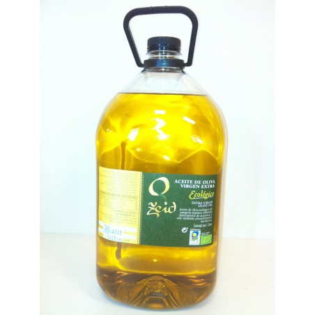 Aceite de Oliva Virgen Extra Zeid 5 L.