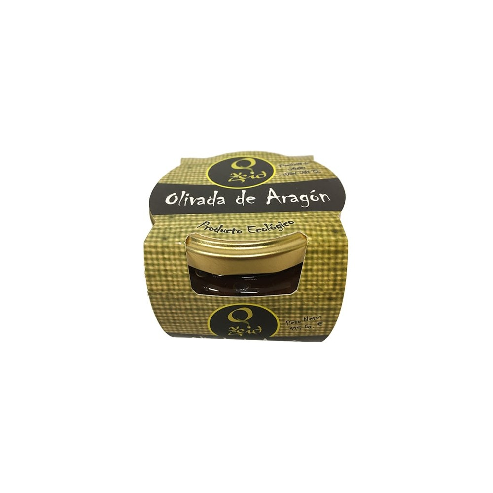 Caja de Pate de aceituna negra Zeid 115 gr