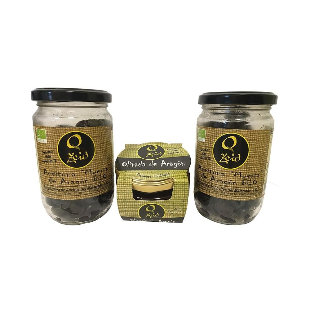 copy of Fried black olives...